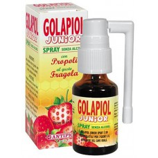 GOLAPIOL JUNIOR SPRAY ME PROPOLIS DHE PA ALKOL 15 mL - ANTIPIOL