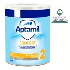 APTAMIL COMFORT 2 QUMËSHT PËR BEBE 400 g  6-12 MUAJSH