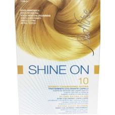 SHINE ON 10 BIONDO CHIARISSIMO EXTRA - BOJË FLOKËSH BIONIKE