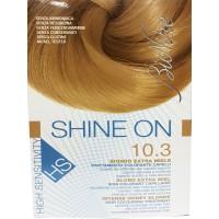 SHINE ON 10.3 BIONDO EXTRA MIELE - BOJË FLOKËSH BIONIKE