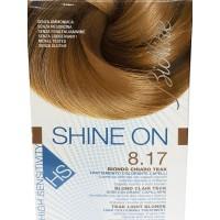 SHINE ON 8.17 BIONDO CHIARO TEAK - BOJË FLOKËSH BIONIKE