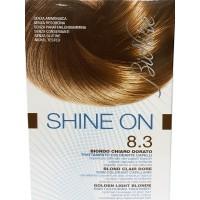 SHINE ON 8.3 BIONDO CHIARO DORATO - BOJË FLOKËSH BIONIKE