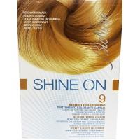 SHINE ON 9 BIONDO CHIARISSIMO - BOJË FLOKËSH BIONIKE