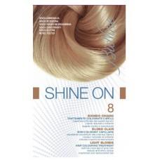 SHINE ON 8 BIONDO CHIARO - BOJË FLOKËSH BIONIKE