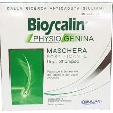 MASCHERA BIOSCALIN® PHYSIOGENINA - MASKË FORCUESE PER FLOKUN PAS SHAMPOS 200 mL - GIULIANI