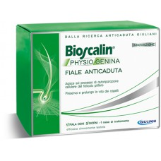 Bioscalin® Physiogenina Fiale Uomo e Donna x 10 FLAKON - GIULIANI
