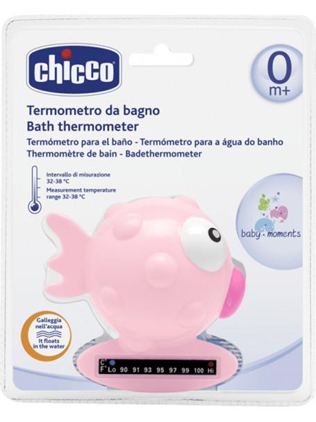 TERMOMETRO DA BAGNO - TERMOMETËR PËR BANJON E BEBIT - CHICCO®