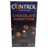 PROFILAKTIK CONTROL CHOCOLATE ADDICTION X 12 COPË