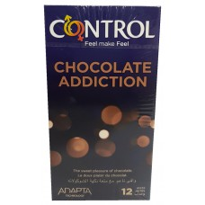 PROFILAKTIK CONTROL CHOCOLATE ADDICTION X 12 COPË