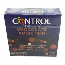 PROFILAKTIK CONTROL CHOCOLATE ADDICTION X 3 COPË