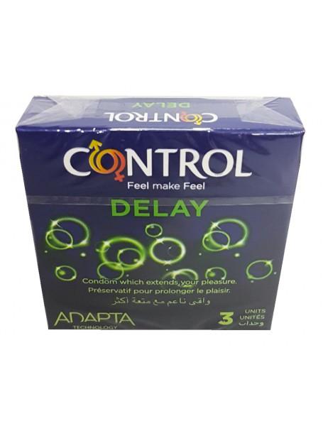 PROFILAKTIK CONTROL DELAY X 3 COPË