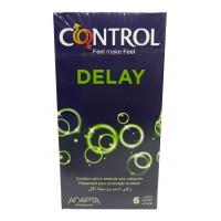 PROFILAKTIK CONTROL DELAY X 6 COPË