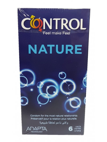 PROFILAKTIK CONTROL NATURE X 6 COPË