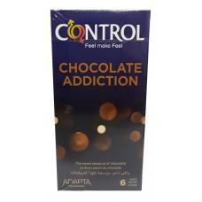 PROFILAKTIK CONTROL CHOCOLATE ADDICTION X 6 COPË