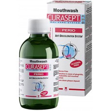 CURASEPT ADS® PERIO COLLUTORIO CON 0.12% CHX, ADS®, HA, PVP-VA - 200 mL - SHPLARËS GOJE
