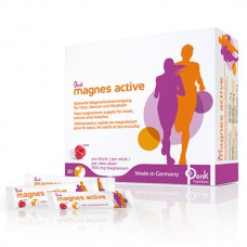 MAGNES ACTIVE 300 mg X 30 BUSTINA QË TRETEN NË GOJË - DENK NUTRITION