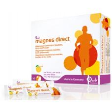MAGNES DIRECT 400 mg X 30 BUSTINA QË TRETEN NË GOJË - DENK NUTRITION