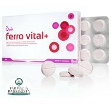 FERRO VITAL+ 30 TAB TË PËRTYPSHME - DENK NUTRITION