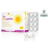 VITAMIN D3 ACTIVE 1000 IU X 100 TAB - DENK NUTRITION