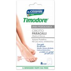 TIMODORE CEROTTO PARACALLI PER CALLI MOLLI X 9 COPE - DR.CICCARELLI
