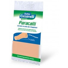 PARACALLI CEROTTI IN TELA DA RITAGLIARE - DR.CICCARELLI