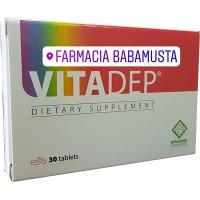VITADEP® X 30 TABLETA - SHTESË USHQIMORE - ERBOZETA
