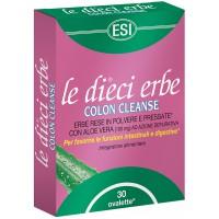 LE DIECI ERBE COLON CLEANSE  x 30 TAB - ESI