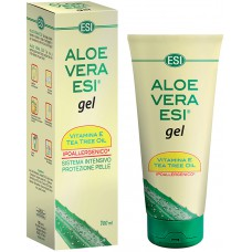 ALOE VERA GEL VITAMINA E + TEA TREE 100 mL - ESI