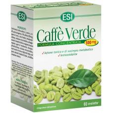 CAFFE VERDE x 60 TABLETA OVALE -  ESI