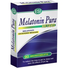 MELATONIN PURA RETARD 1 mg X 90 MICROTABLETA - ESI
