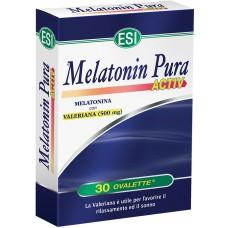 MELATONIN PURA ACTIV x 30 TAB  - ESI