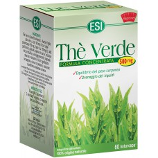 THE VERDE X 60 NATURCAPS 500 mg - ESI