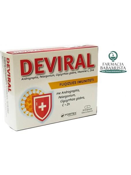 DEVIRAL FUQIZUES IMUNITETI X 30 KAPSULA - FORTEX