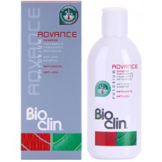 BIOCLIN ADVANCE  ANTI-LOSS SHAMPOO 200 mL - SHAMPO KUNDRA RENIES SE FLOKUT - ISTITUTO GANASSINI