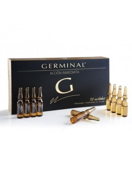 GERMINAL® - ACCION IMMEDIATA - RIVITALIZUES I SHPEJTË X 10 AMPULA