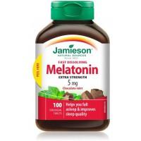 MELATONIN 5 mg X 100 TABLETA TË SHKRISHME - JAMIESON