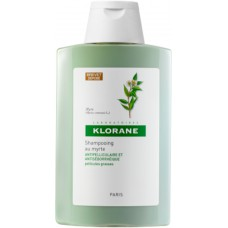 SHAMPOO WITH MYRTLE 200 mL - ANTI-DANDRUFF AND OIL CONTROL - SHAMPO PER ZBOKTH TE YNDYRSHEM - KLORANE