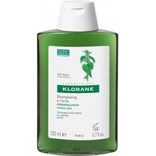 SHAMPOO WITH NETTLE - OIL CONTROL - SHAMPO ME HITHER 400 mL - KLORANE