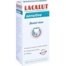 LACALUT SENSITIVE DENTAL RINSE 300 mL - LACALUT