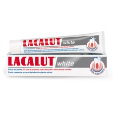 LACALUT WHITE PASTE DHEMBESH 75 mL - LACALUT