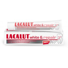 LACALUT WHITE & REPAIR PASTE DHEMBESH 75 mL - LACALUT