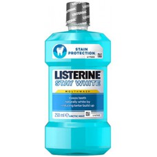 LISTERINE STAY WHITE MOUTHWASH 250 mL - LISTERINE