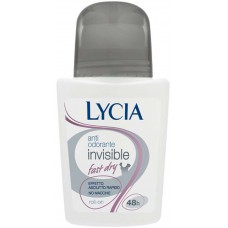 ANTI ODORANTE INVISIBLE FAST DRY ROLL ON  48h - LYCIA