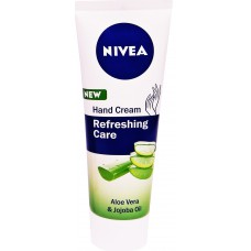 HAND CREAM ALOE VERA & JOJOBA OIL 75 mL - NIVEA