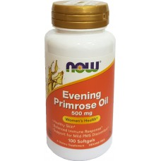 EVENING PRIMROSE OIL 500 mg - WOMEN'S HEALTH - NOW® FOODS