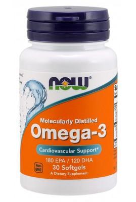 OMEGA 3 - NOW® FOODS X 30 PERLA