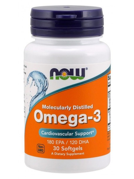 OMEGA 3 - NOW® FOODS X 30 PERLA