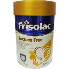 FRISOLAC LACTOSE FREE 400 g - QUMËSHT PA LAKTOZË 0-12 MUAJSH - NOY NOY