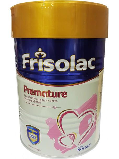 FRISOLAC PREMATURË 400 g  - QUMËSHT FRISOLAC PREMATURË - NOY NOT