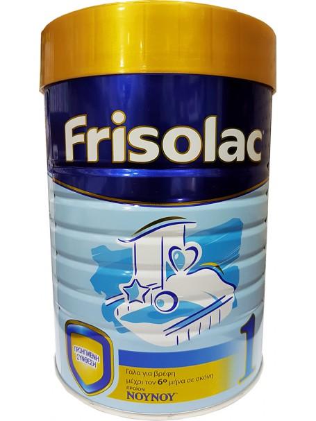 FRISOLAC 1 800 g - QUMËSHT FORMULË 0-6 MUAJSH - NOY NOY